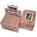 Pufai slim filters holder-rose boxes