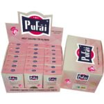 pufai cigarette filters holder-pink boxes-regular type